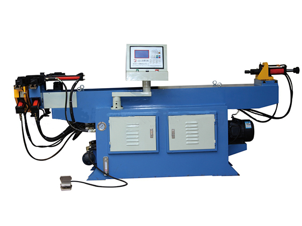 50NCB--SINGLE HEAD HYDRAULIC PIPE BENDER