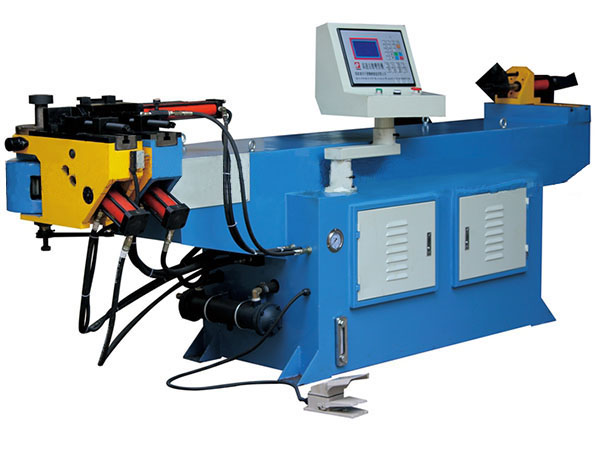 63NCB--SINGLE HEAD HYDRAULIC PIPE BENDER
