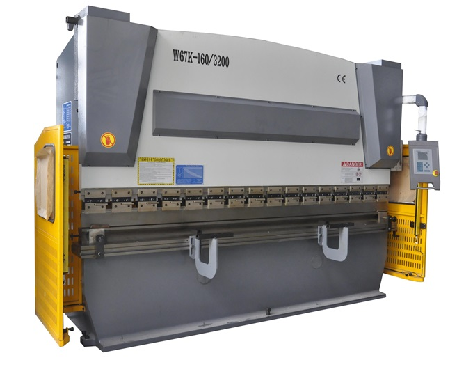 WC67Y(K) SERIES TWISTED AXIS SYNCHRONOUS/CNC PRESS BRAKE TECHNICAL PARAMETERS