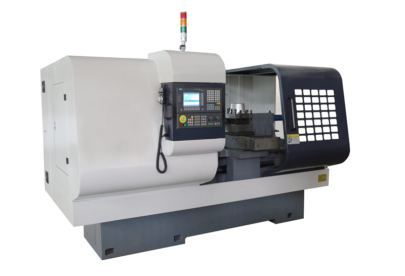 APEC CNC METAL SPINNING MACHINE-SINGLE ROLLER