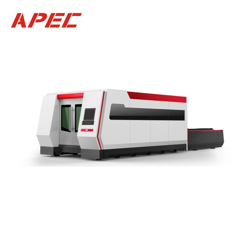 Popular Fiber Laser Cutting Machine